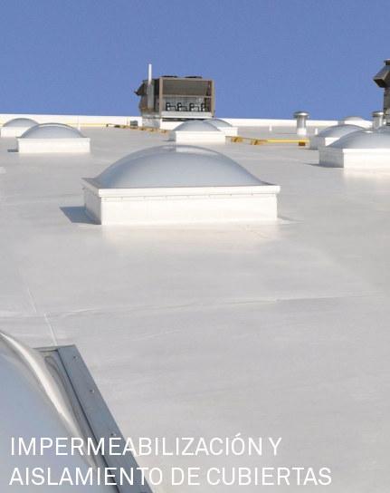 reforma de cubiertas impermeabilizaciones coruña